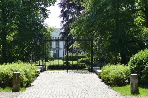 Wijngaard kasteel Rozelaar Lochristi