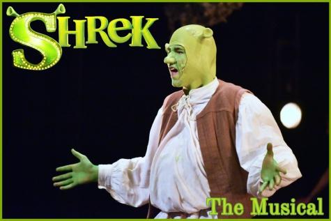 Shrek Muscial Muziekschool Lochristi
