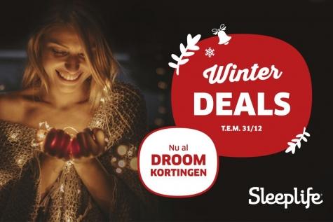Winterdeals Sleeplife Oostakker