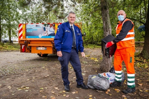 Sluikstorters betrapt en vervolgd IDM parket Gent