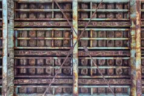 Spanjeveerbrug - vernieuwing - © Bennie Vanderpiete