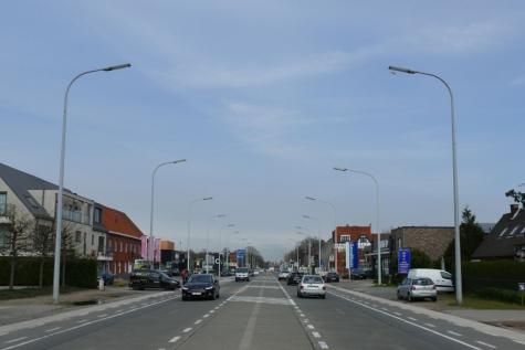 winkelcentra Antwerpsesteenweg Lochristi