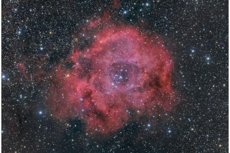 sterren planeten fotograferen Dominique Dierick