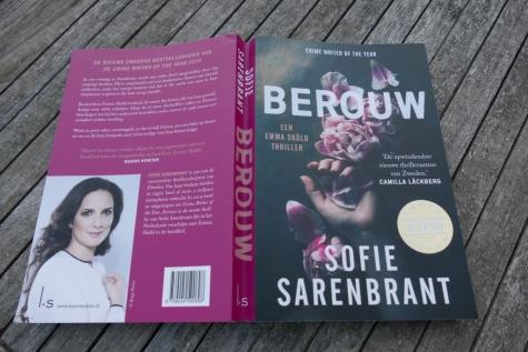Berouw Sofie Sarenbrant thriller