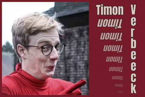 Nominatie Cultuurlaureaat - Timon Verbeeck Lochristinaar