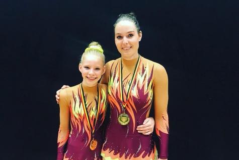 Astrid van Hilst en Athena 'Got Talent'!
