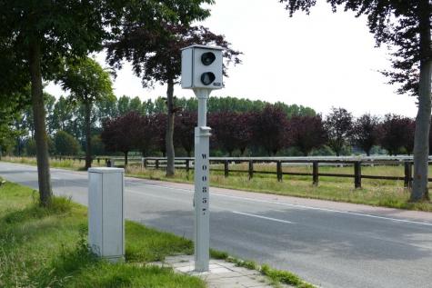 flitspaal Beerveldse Baan Lochristi