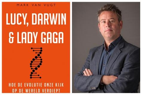 Lucy, Darwin en Lady Gaga.