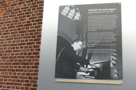 gedenkteken Gabrël Verschraegen
