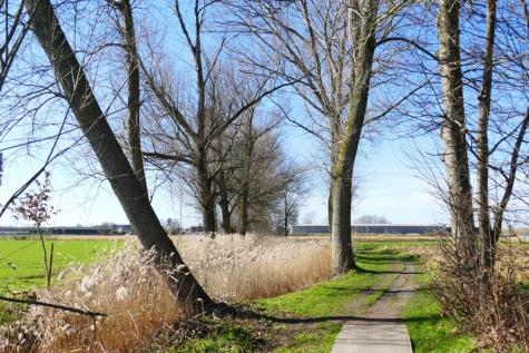 voetweg 45 Lochristi volledig aangelegd