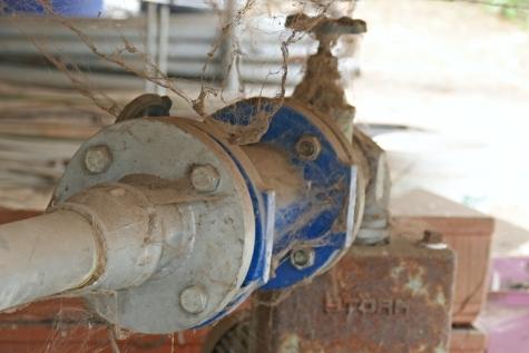pomp grondwater