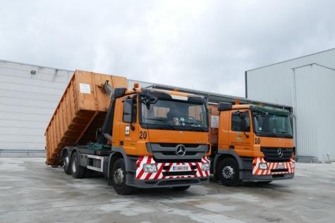 IDM ophaalwagens