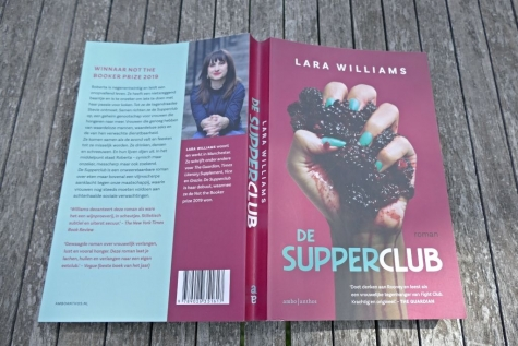 Lara Williams de Supperclub