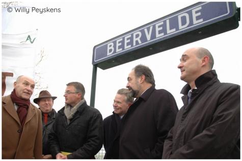 Yves Deswaene - 20 jaar burgemeester © Willy Peyskens