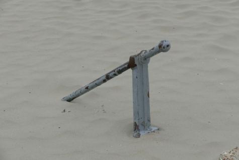 Nieuwpoort bad Beaufort 2018 stormvloedkering