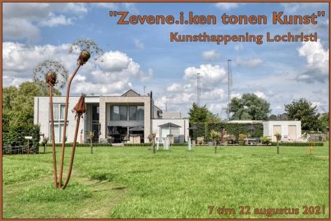 Zevene.i.ken tonen Kunst - © Bennie Vanderpiete