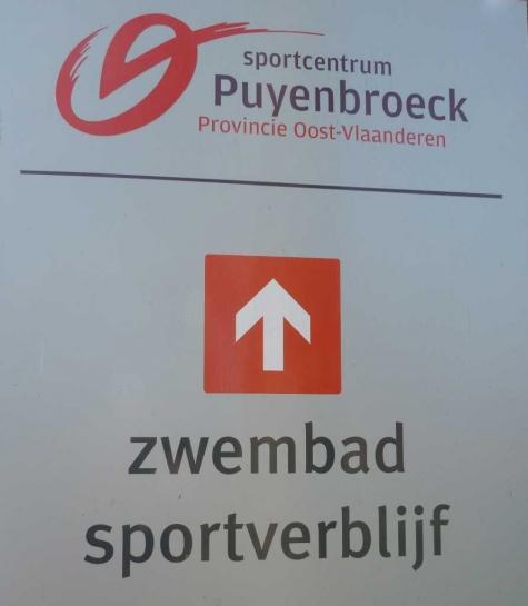 Zwembas Puyenbroeck