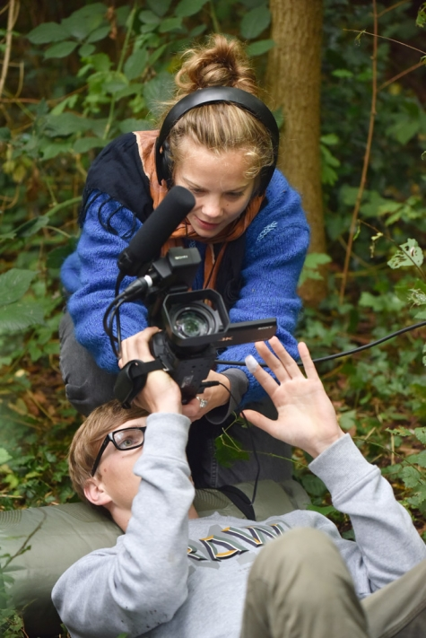 Kortfilmfestival jongeren © Bennie Vanderpiete