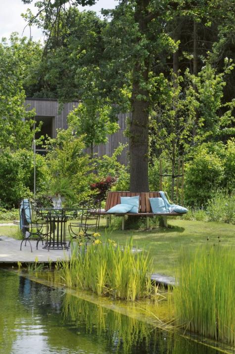 koele oases voor hete zomers